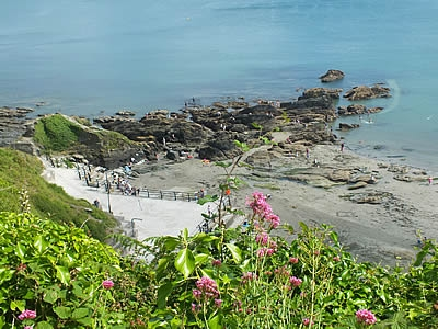 East Looe Town Trust beach