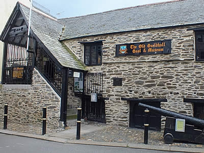 The Old Guildhall Museum and Gaol, East Looe