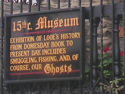 The Museum Sign